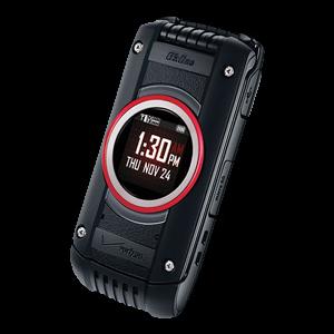 Casio G Zone C781 Ravine 2 Rugged Flip Phone Verizon