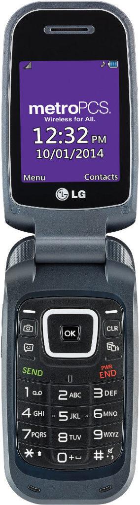 Lg 450 Simple Flip Phone T Mobile Best Dumb Phones 2017